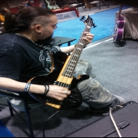 PLAYING SPEAR BASS
